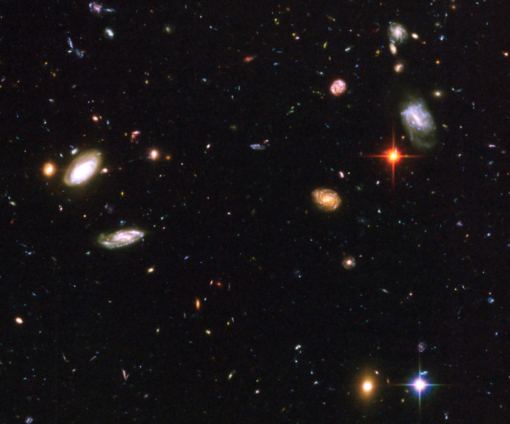 Les Starseeds peuvent venir d'autres galaxies ou d'autres univers.