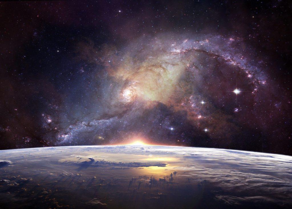 Les Starseeds amènent leur énergie cosmique sur Terre et prennent des risques.