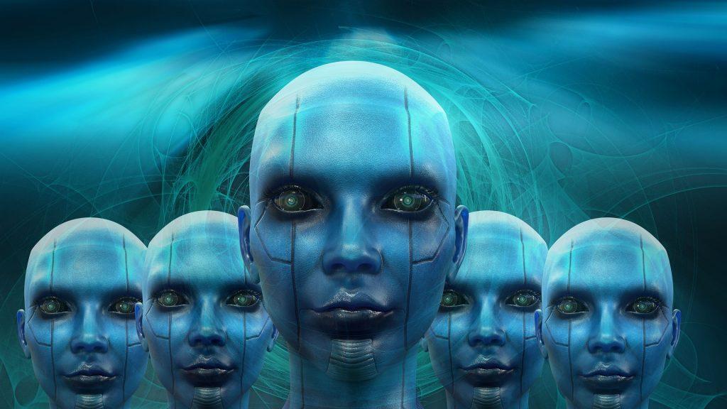 Les extraterrestres négatifs ont parfois fusionné avec l'intelligence artificielle et ont perdu leur accès à la conscience universelle.