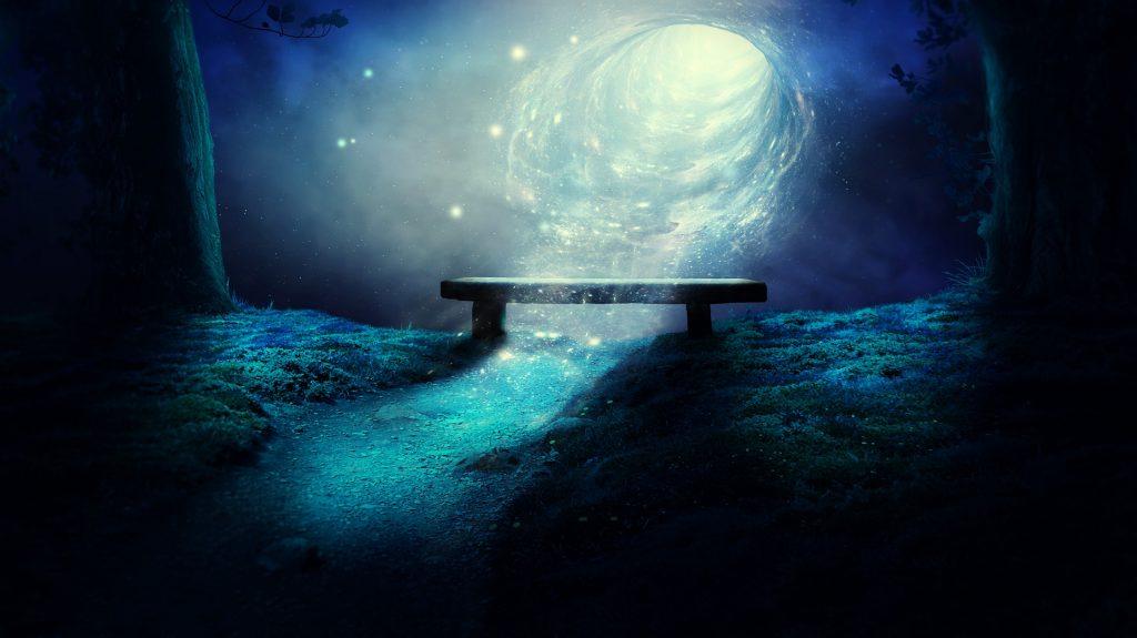 Portail galactique s'ouvrant pour laisser passer Starseeds, Indigos et autres groupes