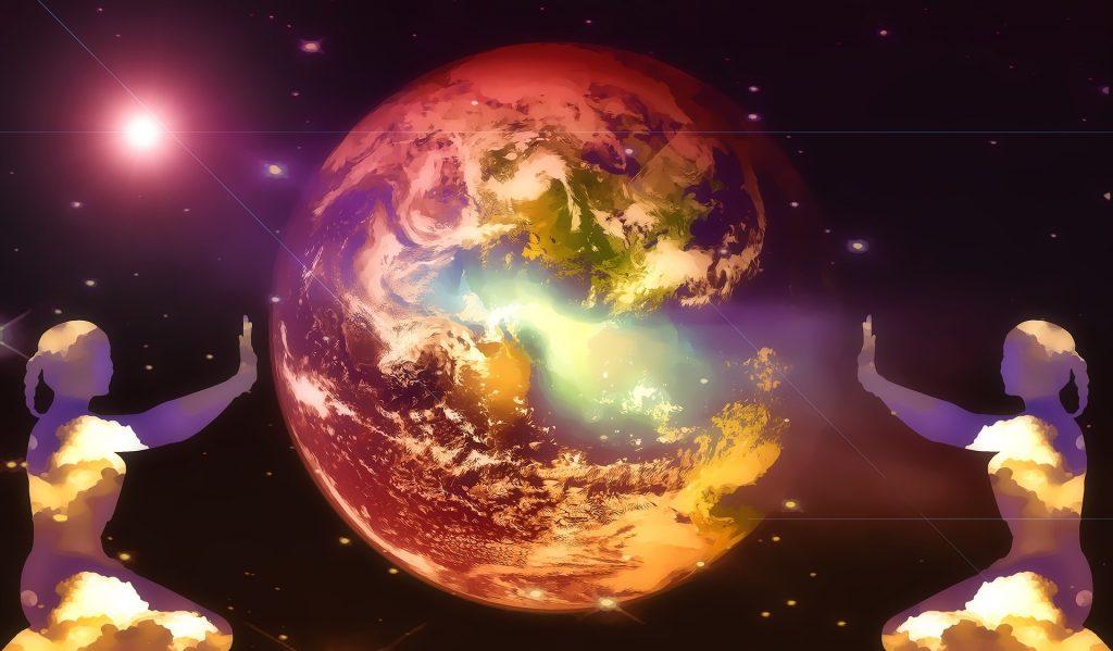 Les gardiens ont mis en place une quarantaine vibratoire pour protéger la Terre, aujourd'hui sa levée permet d'accélérer l'ascension planétaire.