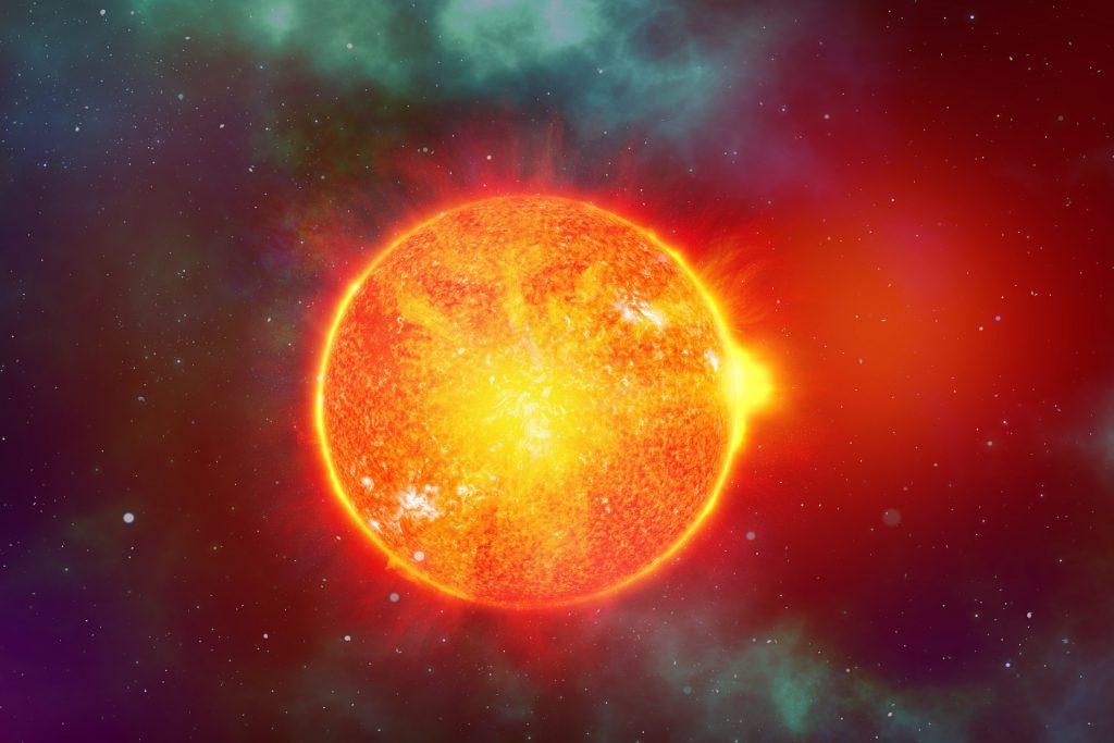 En tant que conscience le Soleil joue un rôle majeur dans le processus d'Ascension planétaire.